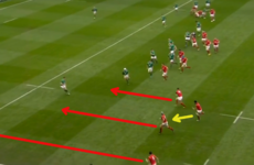 Analysis: Ireland's defence holds up in brutal battle against Wales