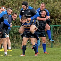 Having Mike Ross back in training is good news for everybody (unless you're the lad who has to carry him)