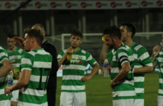 20,000 fans in attendance as Shamrock Rovers lose opening game on Indian tour