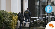 Regency Hotel shooting was choreographed to send a clear and explicit message