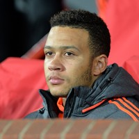Memphis Depay dropped to Man United's U21s for tonight's game against Norwich