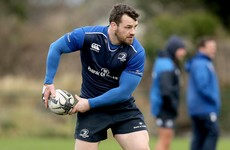 Leinster 'hopeful' Healy will be available this weekend but Schmidt could yet come calling
