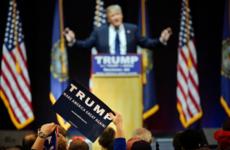"""""""He's a p***y"""" - Donald Trump repeats slur used to describe rival"""
