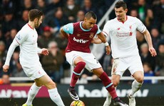 'Liverpool won't follow Dimitri Payet to the toilet'