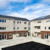 There are 17 two- and three-bed apartments and duplexes in this Lucan development