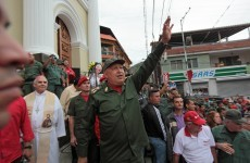 Hugo Chavez says he is now cancer free