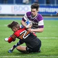 Dominant Clongowes see off Monkstown to seal semi-final place
