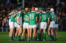 One of Limerick's All-Ireland U21 winning heroes tears cruciate and will miss 2016 senior season
