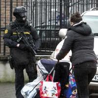 In photos: Armed gardaí patrolling the streets of Dublin