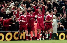 'Liverpool 95-96 team were better than Man United but mentally weaker'