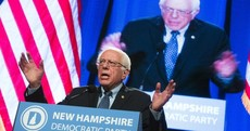 Donald Trump and Bernie Sanders sweep to victory in New Hampshire primaries