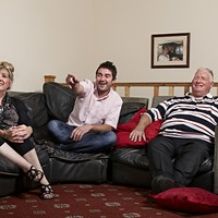 Linda, Pete and George are coming back to Gogglebox and everyone is delighted