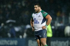 Ah You, MacGinty and Ronaldson in for Connacht's trip to Dragons