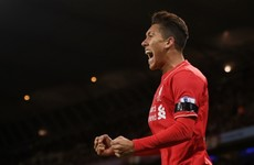 Firmino beats Rooney to PFA Fans' Player of the Month award