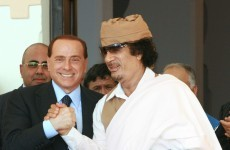 How and why did the west change its view of Gaddafi?