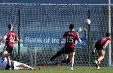 McBrearty fires Jordanstown into Cup Sigerson semi-final against DCU or IT Carlow