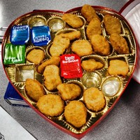 9 Valentine's ideas for people that care about food more than flowers