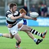 Blackrock and Belvedere can't be separated after absorbing Senior Cup clash