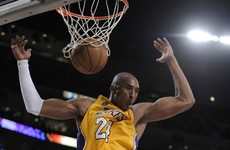 This story about Kobe Bryant & pingpong shows just how competitive he is
