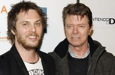"""Love you, grandad"": David Bowie's son announces he is going to be a dad"