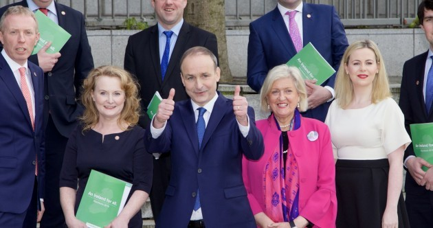 Fianna Fáil wants to create jobs that pay for bills, mortgages... and a night out