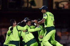 Pakistan accuse England of throwing a game