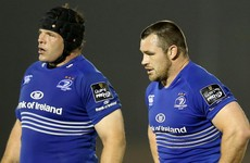 Ross and Healy to start for Leinster against Zebre, Cronin on the bench