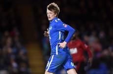 Kilbane tips 'impressive' Chris Forrester to become a senior Irish international
