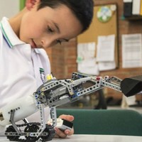 Disabled kids can customise their prosthetic arms - thanks to this Lego-based invention