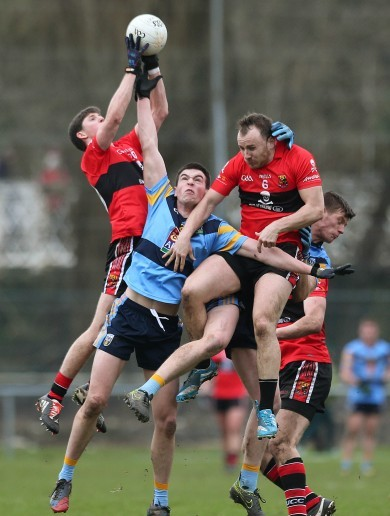 UCD fire three goals en route to Sigerson Cup victory over UCC