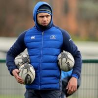 'Fingers crossed I'm here next year' - Nacewa hoping to extend his stay with Leinster