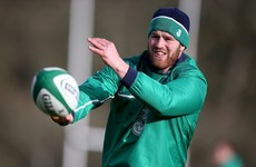 Sean O'Brien looking forward to linking up with new Ireland star Stander