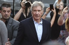Production company in hot water over Star Wars incident that broke Harrison Ford's leg