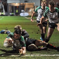 Connacht go top of Pro12 table after bonus-point victory over Dragons