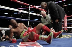 Hopkins TKO ruled illegal, champ gets his belt back