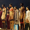 11 odd moments you missed from Kanye's Yeezy Season 3 event
