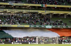 Ireland fans could face ticket trouble in Slovakia