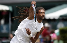 Tennis player hits behind-the-back volley that's being called the 'Shot of the Year'