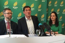 Eamon Ryan: It'd be bloody difficult to lead the Greens if we don't win any seats