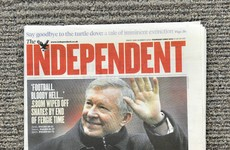 The UK Independent will no longer be a newspaper
