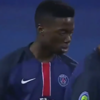 Shades of his old man as George Weah's son hits five in youth match