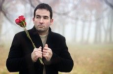 The Burning Question*: Should men expect a present on Valentine's Day?