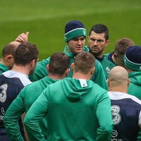 Sexton takes dominant Ireland role on return to Paris after 'personal criticism'