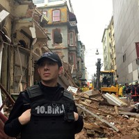 Five-storey building collapses in Istanbul tourist district