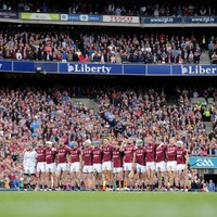 8 of Galway's All-Ireland final team to start in league opener against Cork