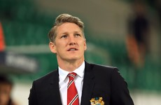Louis van Gaal sends Bastian Schweinsteiger on holiday 'to change his mindset'