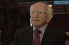 #Áras11 Quickfire Video Quiz: Michael D Higgins