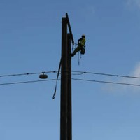 Thieves steal more than two miles of copper from dangerous overhead lines