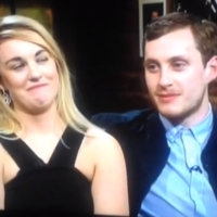 Deano was the absolute star of the Late Late Show last night