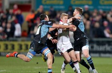 Ulster keep pressure on Connacht with hard-fought win over defending champions Glasgow